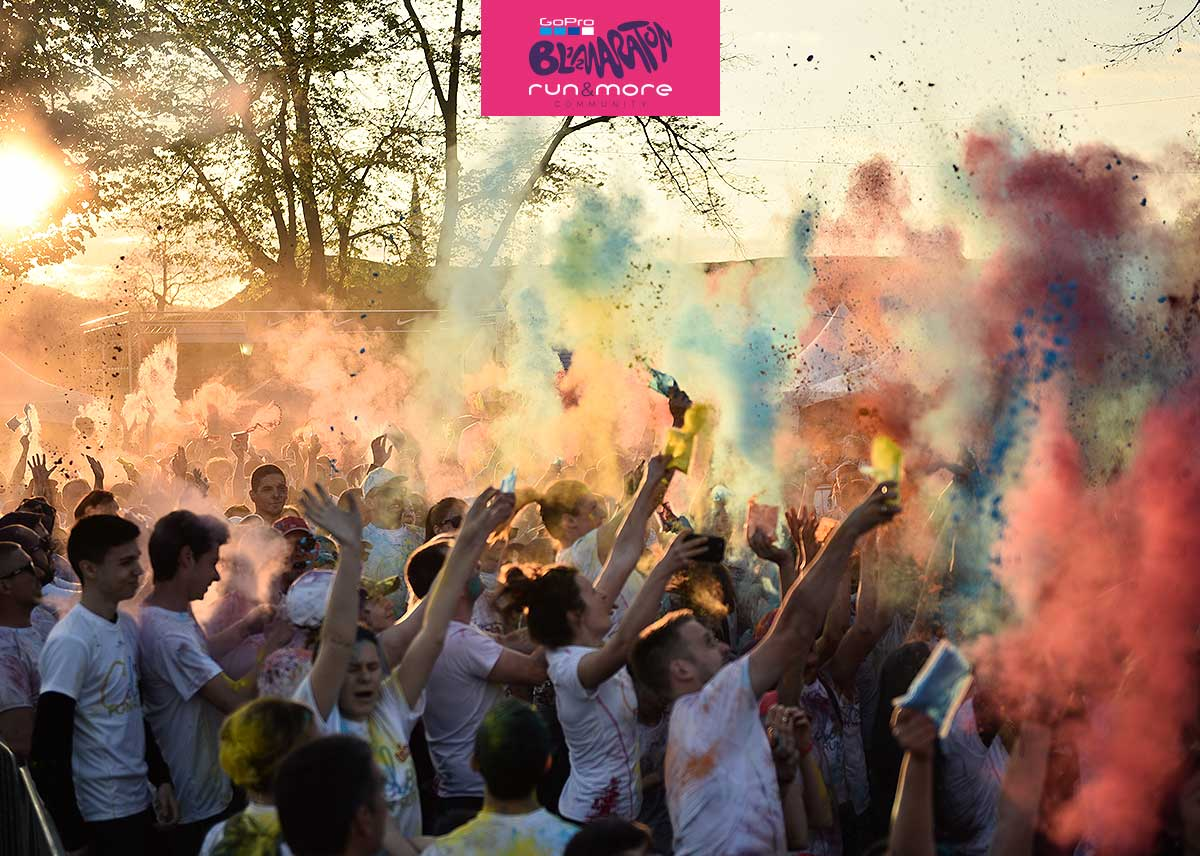 Run&More Weekend - 2019 - Color Fun Run